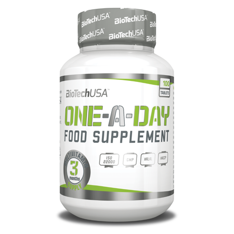 BioTechUSA One-A-Day (100 stk) | item_misc