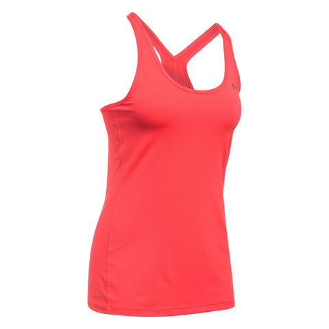 Under Armour HG Racer Tank - Red - Musclehouse.dk