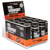 Nutramino Pre-Workout Shot Orange (12 stk.) - Musclehouse.dk