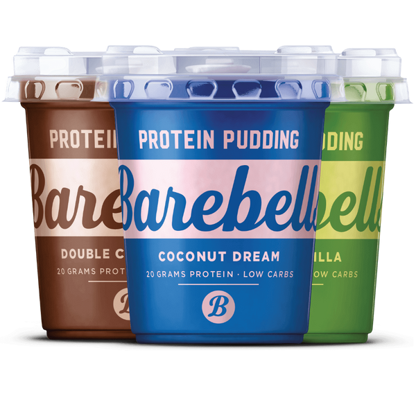 Barebells Protein Pudding (1x 200g) - Musclehouse.dk
