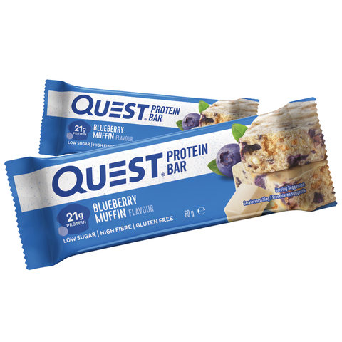 Quest Protein Bar Blueberry Muffin (12x60g)