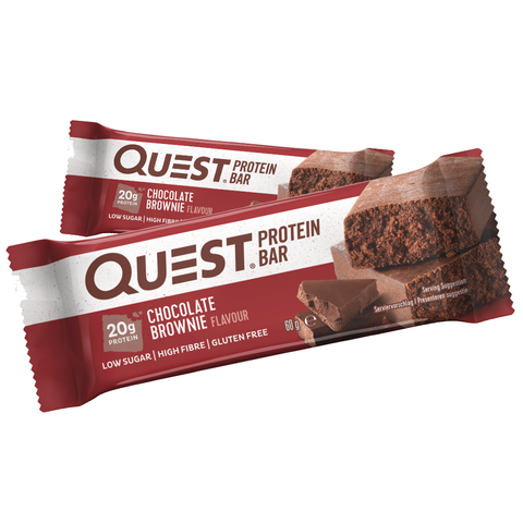Quest Protein Bar Chocolate Brownie (12x60g)