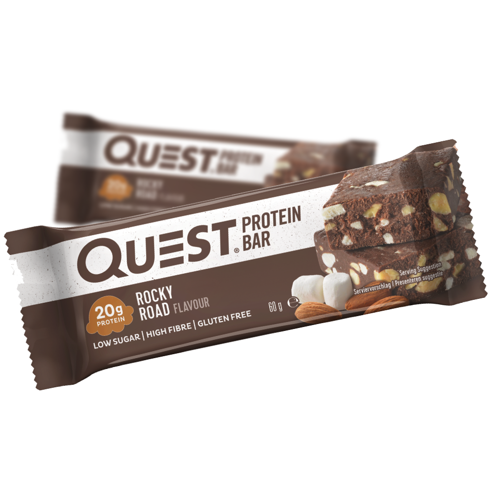 Quest Protein Bar Rocky Road (60g)