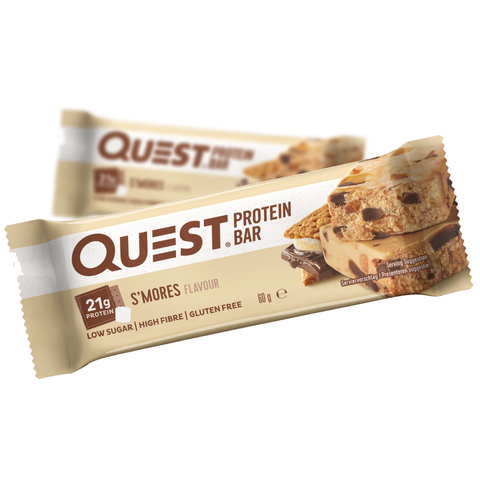 Quest Protein Bar S'mores (12x60g)