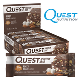 Quest Protein Bar Rocky Road (12x60g)