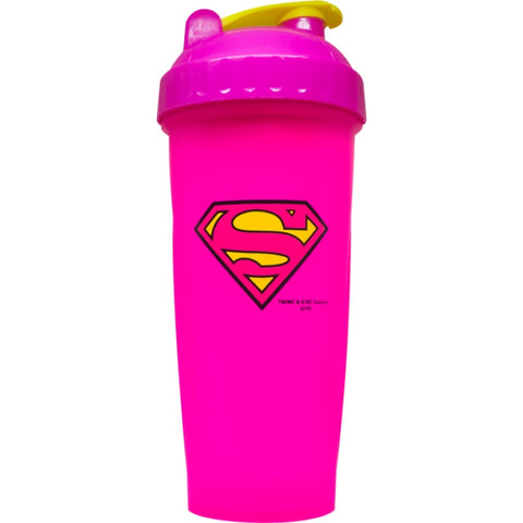 Perfect Shaker Supergirl (800 ml) - Musclehouse.dk