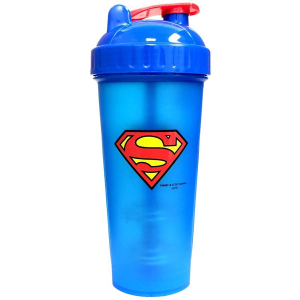 Perfect Shaker Superman (800 ml) - Musclehouse.dk