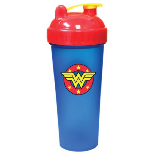 Perfect Shaker Wonder Woman (800 ml) - Musclehouse.dk