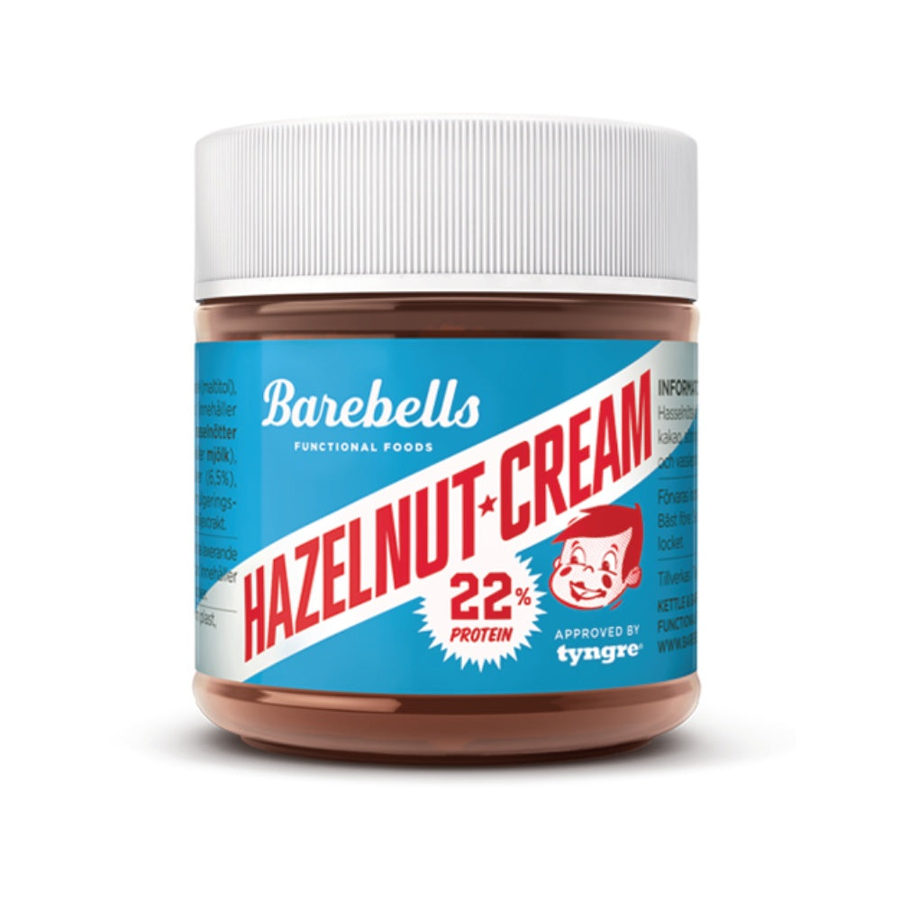 Image of   Barebells Hazelnut Cream (200g)