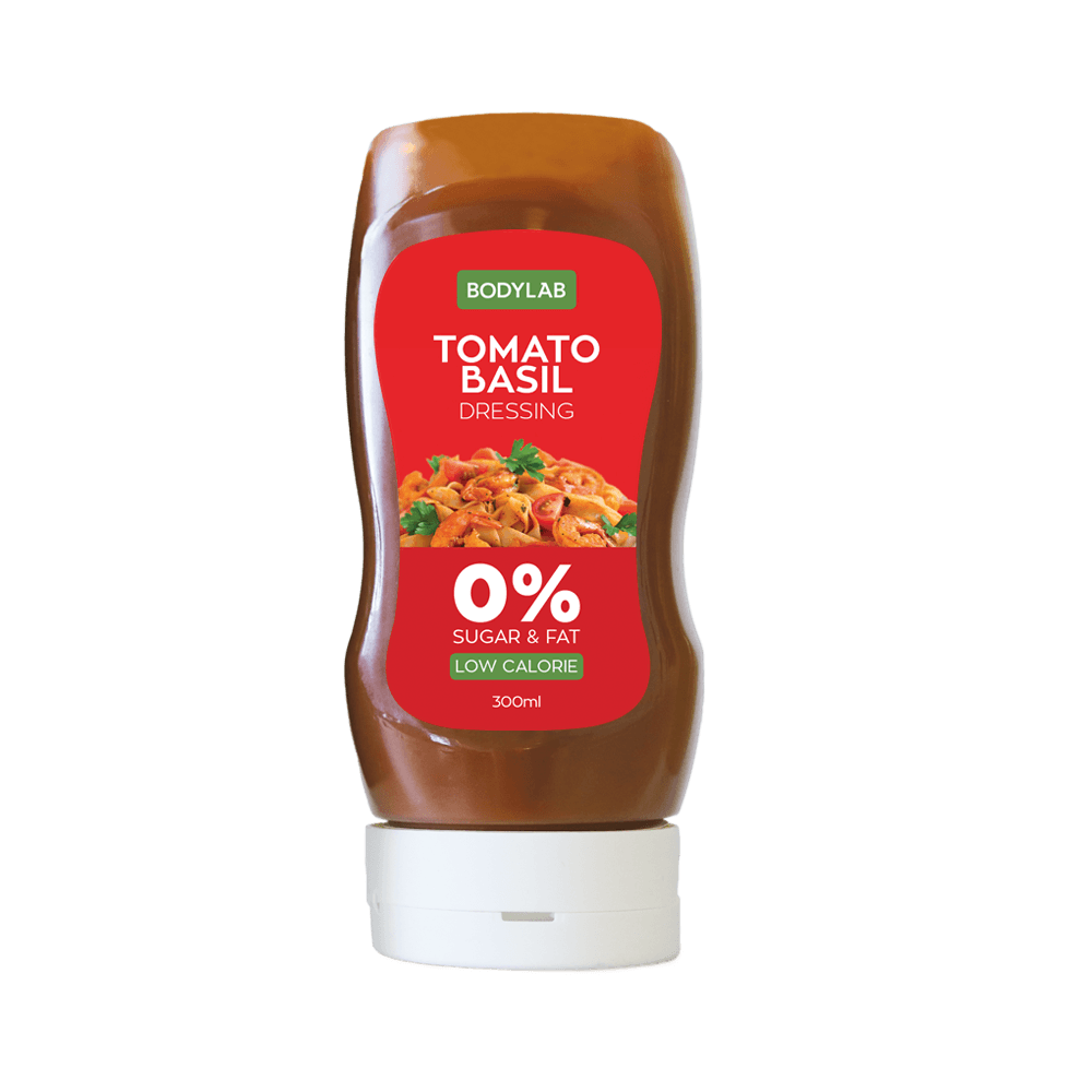 Image of   Køb Bodylab Dressing - Tomato & Basil (300ml)