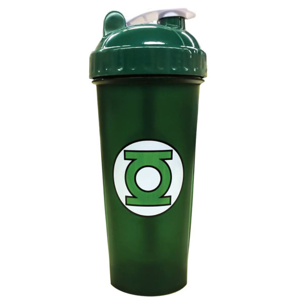 Perfect Shaker Green Lantern (800 ml) - Musclehouse.dk