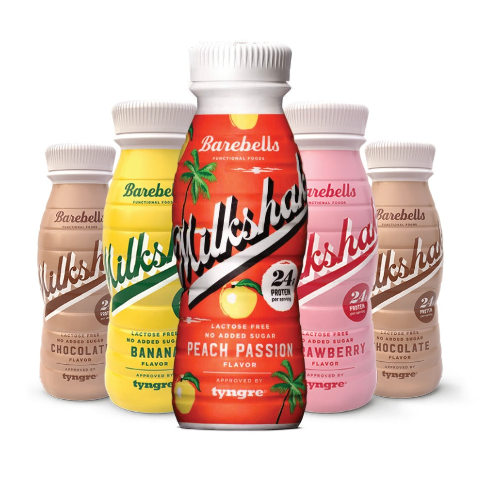 Image of   Barebells Milkshake (330 ml)