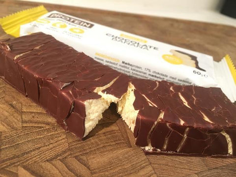 Bodylab High Protein Bar - Chocolate Banana (36x60g)
