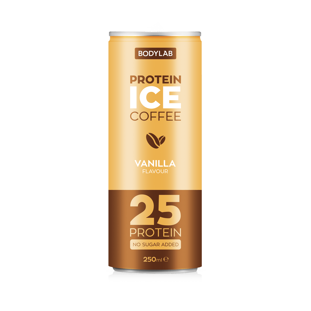 Image of   Bodylab Protein Ice Coffee (250 ml)