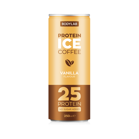Bodylab Protein Ice Coffee (250 ml) - Musclehouse.dk