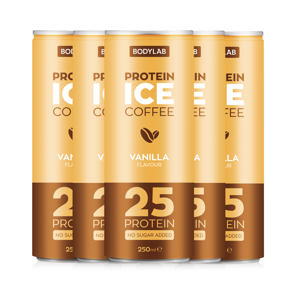 Image of   Bodylab Protein Ice Coffee (6x 250 ml)