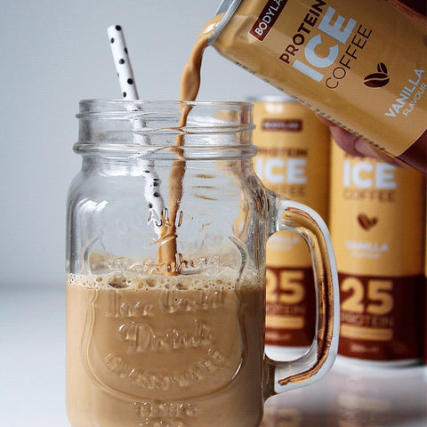 Bodylab Protein Ice Coffee (6x 250 ml)