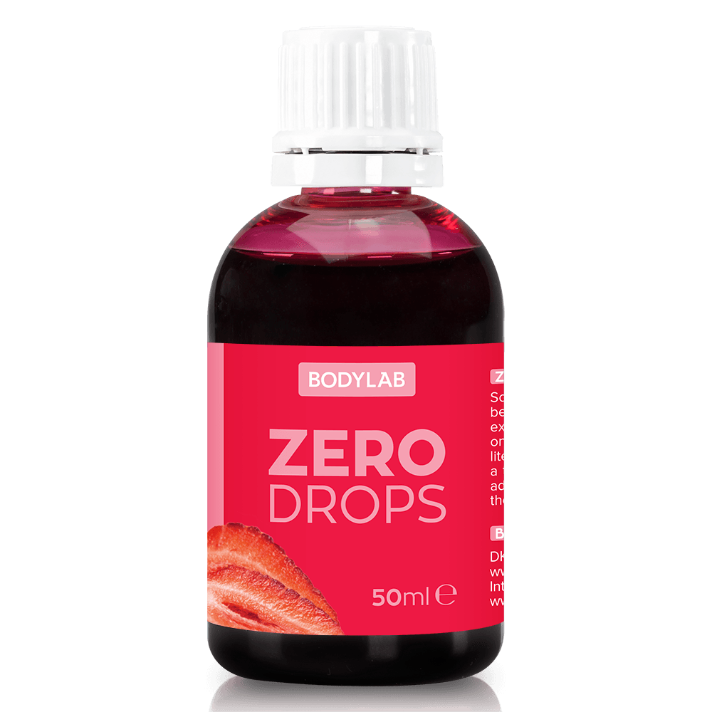 Image of   Bodylab Zero Drops (50 ml)