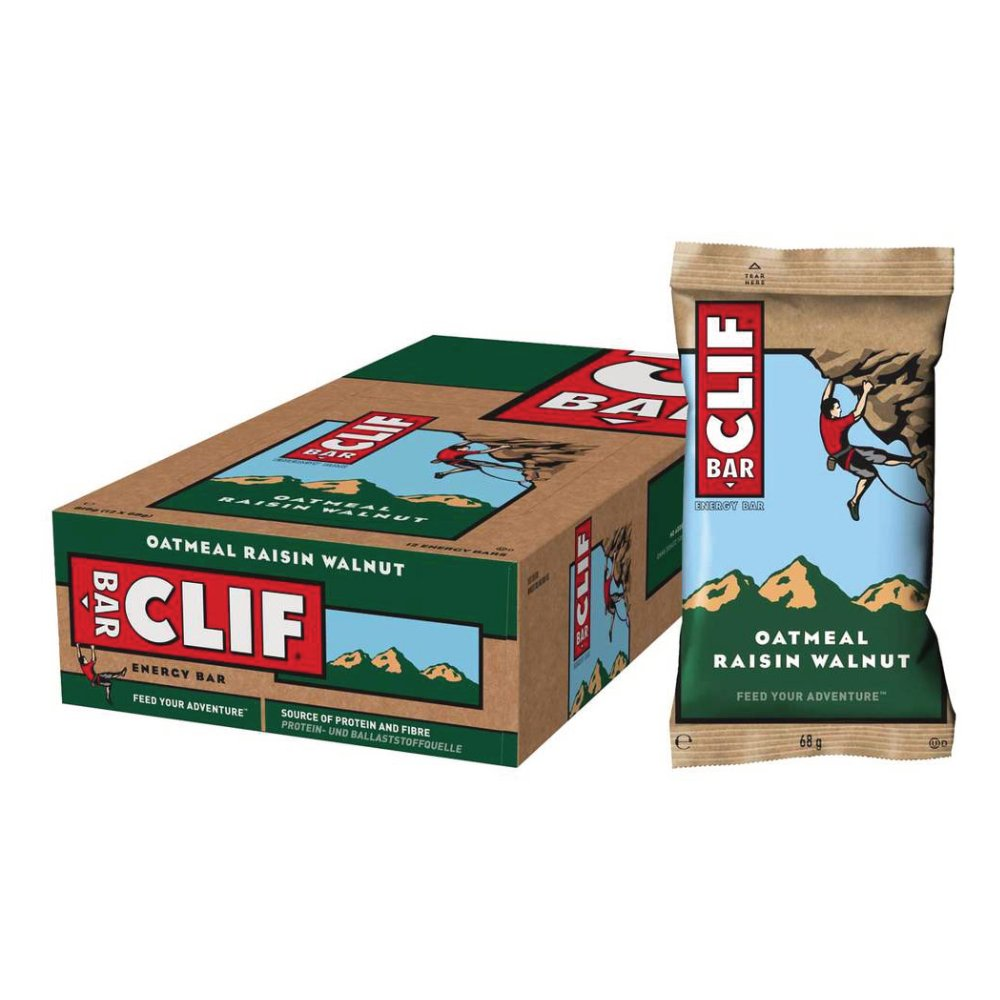 Image of   Clif Bar - Oatmeal Raisin Walnut (12x68g)