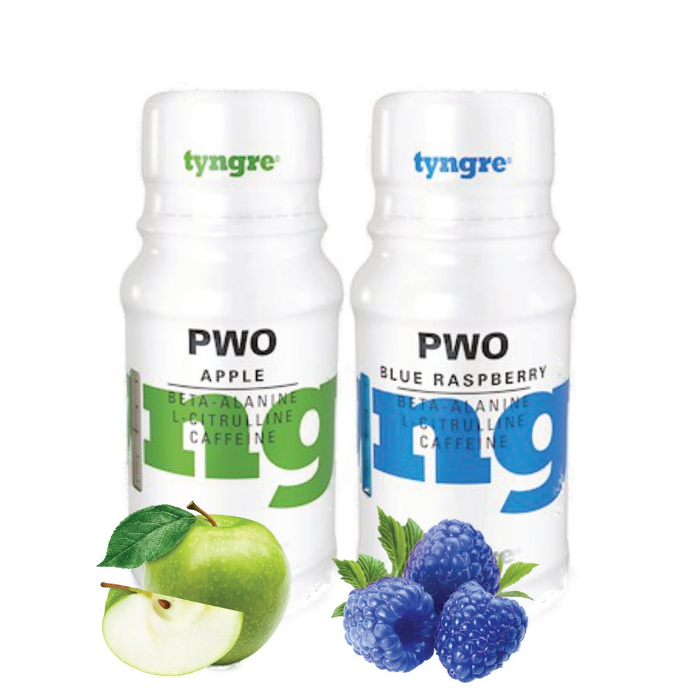 Tyngre Pre-Workout Shots (12x60ml)