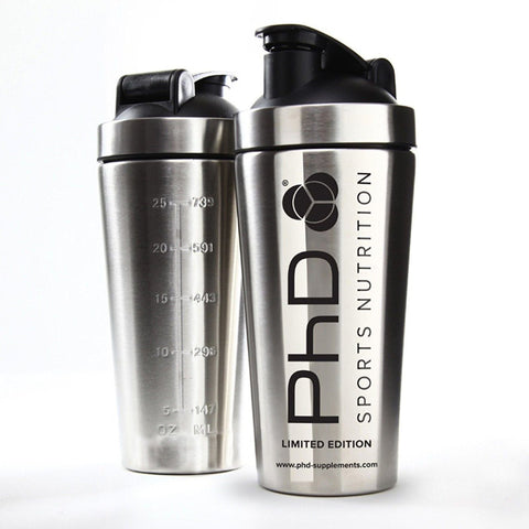 PhD Stainless Steel Shaker (739ml)