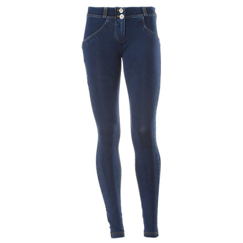 Freddy Wrup Regular Waist Denim Gul Syning (J0Y)