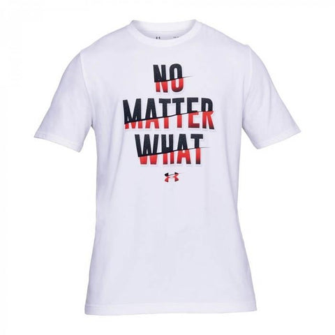 Under Armour No Matter What - White