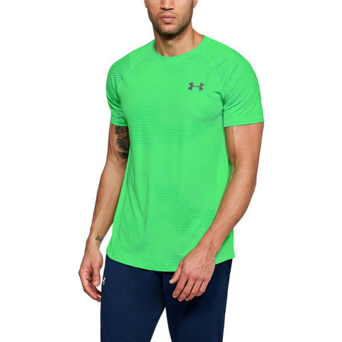 Tøj - Under Armour Raid 2.0 SS Left Chest - Arena Green