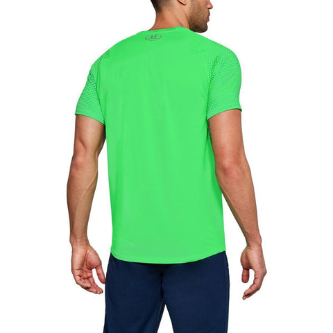 Under Armour Raid 2.0 SS Left Chest - Arena Green