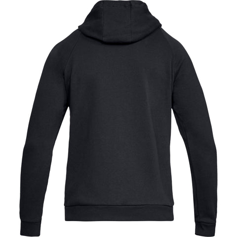 Under Armour Rival Fleece FZ Hoody - Black