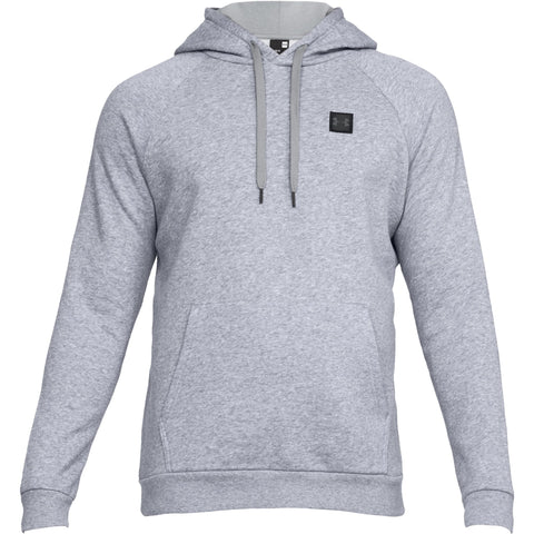 Tøj - Under Armour Rival Fleece PO Hoodie - Steel
