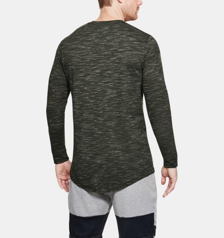 Under Armour Sportstyle Long Sleeve T-Shirt - Artillery Green