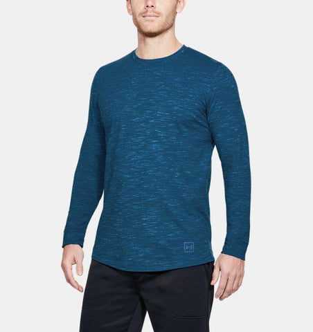 Tøj - Under Armour Sportstyle Long Sleeve T-Shirt - Blue