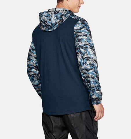 Under Armour Sportstyle Wind Anorak - Academy Navy