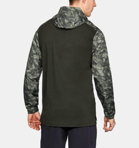 Under Armour Sportstyle Wind Anorak - Artillery Green