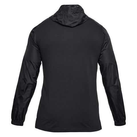 Under Armour Sportstyle Wind Anorak - Black