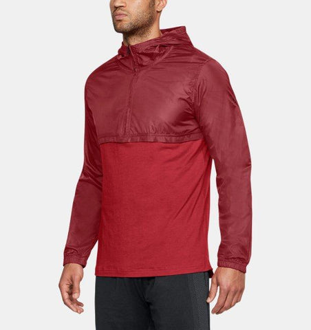 Tøj - Under Armour Sportstyle Wind Anorak - Red