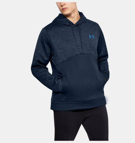 Tøj - Under Armour Storm Twist Hoodie - Navy