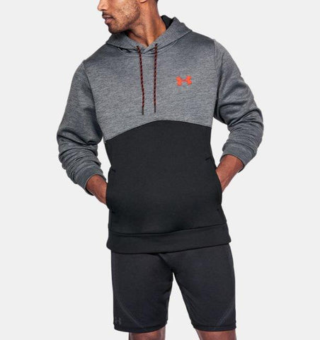Tøj - Under Armour Storm Twist Hoodie - Rhino Grey