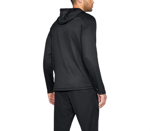 Under Armour Tech Terry PO Graphic Hoodie - Black