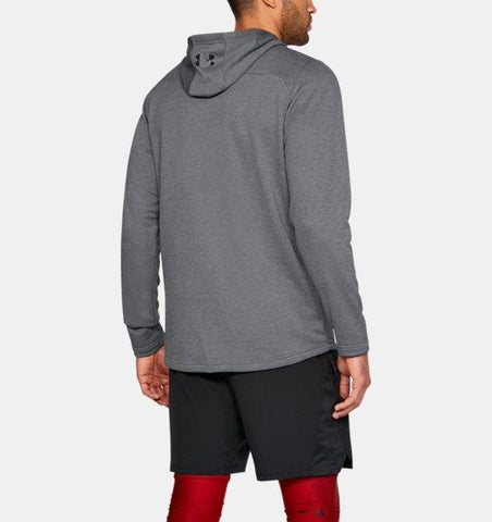 Under Armour Tech Terry Popover Hoodie - Steel
