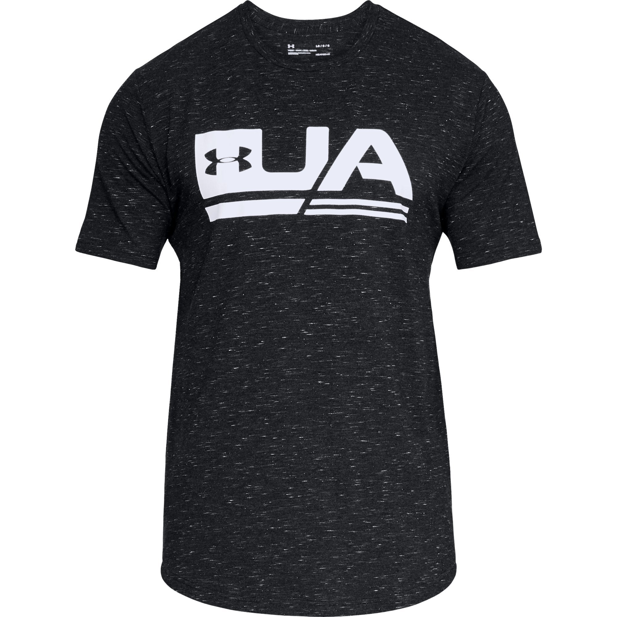 Under Armour UA Sportstyle SS - Black