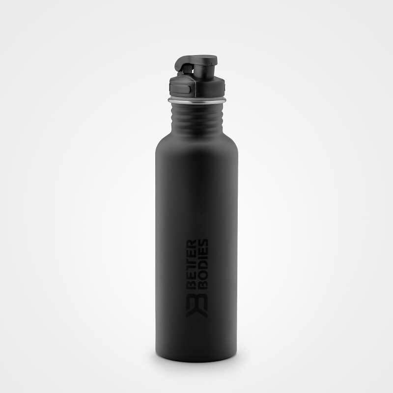 Image of   Better Bodies Fulton Bottle 750ml Black
