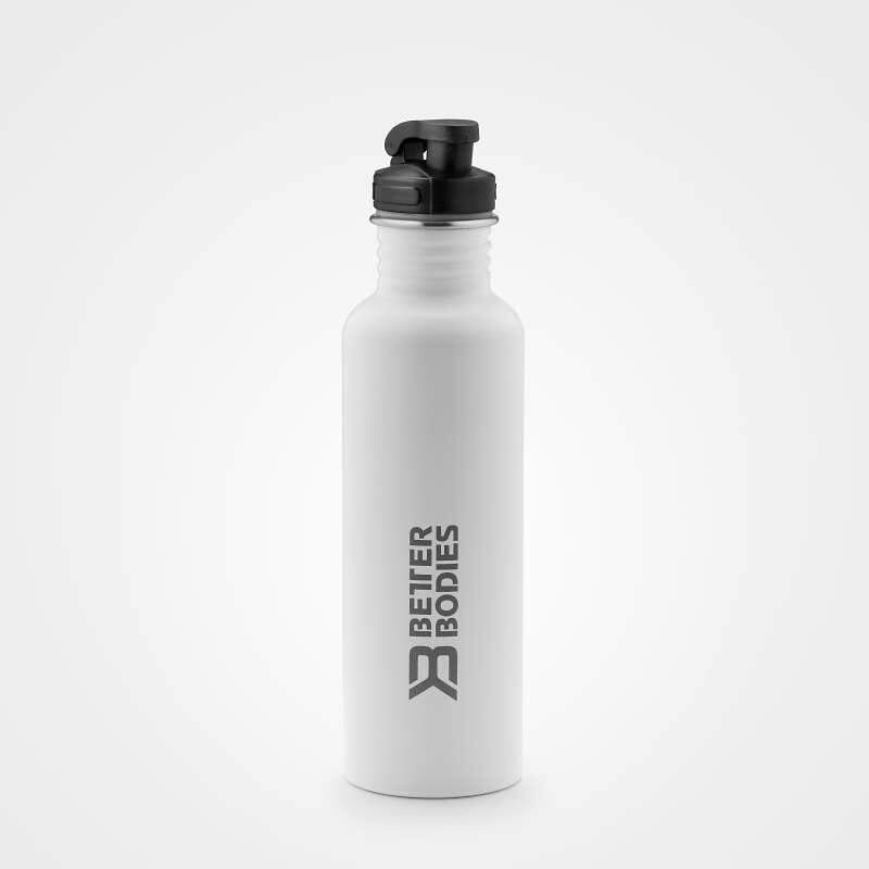 Billede af Better Bodies Fulton Bottle 750ml White