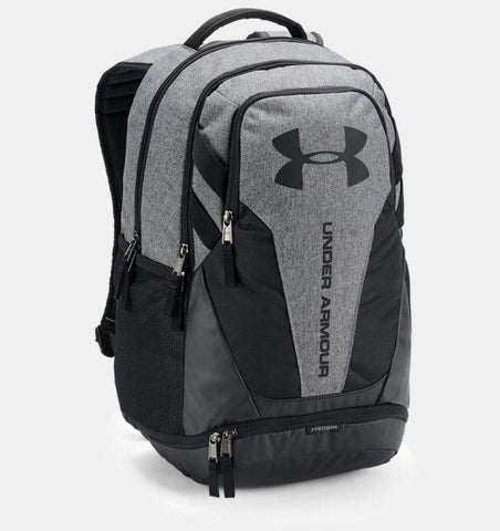 Udstyr - Under Armour Hustle 3.0 Backpack - Graphite