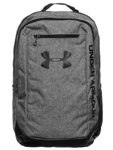Udstyr - Under Armour Hustle Backpack - Graphite