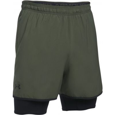 Under Armour Qualifier 2 - Artillery Green