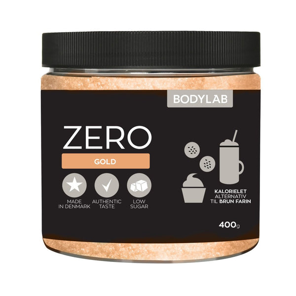 Bodylab Zero Pure Gold (400g) - Musclehouse.dk