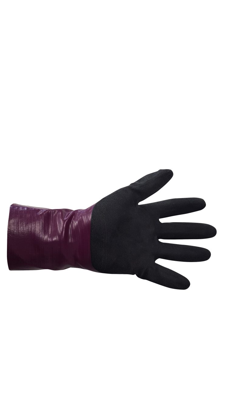 Full Coat Nitrile Gloves