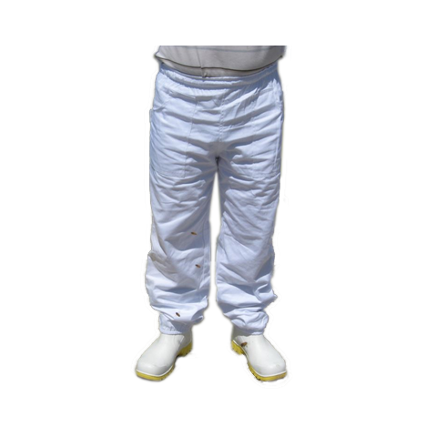 Bee Trousers - White